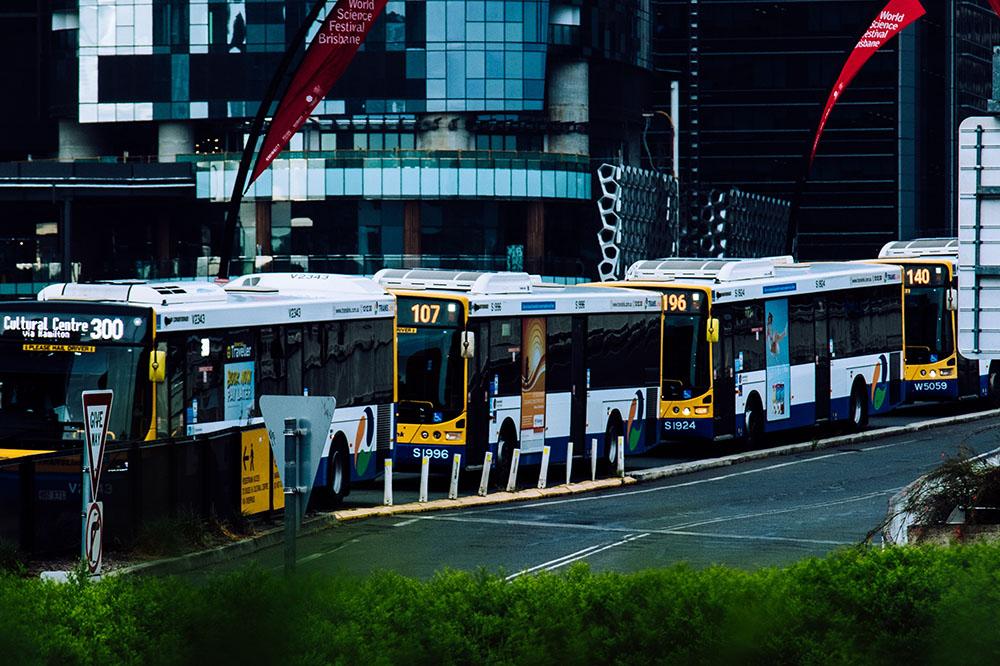 Brisbane Transport - Buses